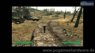 Fallout-3-Benchmarksequenz PC Games Hardware