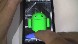 Droid Guy Android Live Wallpaper Disses Apple & iPhone