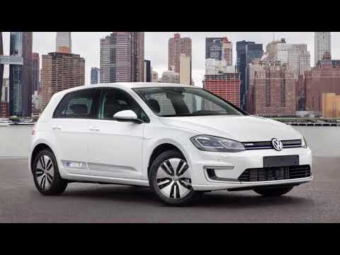 2017 Volkswagen e Golf Drivers' Notes Review Putting the car first