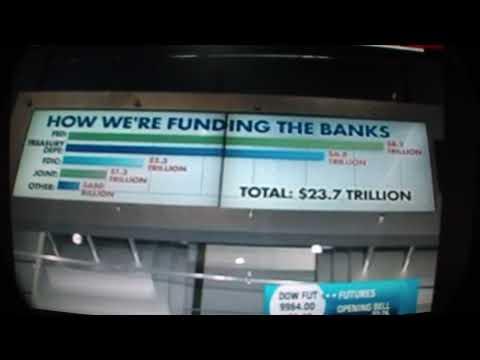 BofA-Goldman Sachs/ Paulson Bailout Fraud RE: TP inc. Ron Bryant