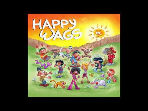 Happy Wags - Learning Like the Animals