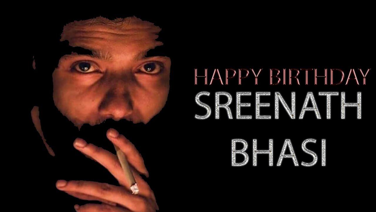 Sreenath Bhasi Birthday Special Video | Happy birthday Bhasi | WhatsApp Status | DNA