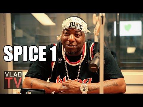 Spice 1 on New Rappers Wearing Dresses: You Look Like a B**ch!