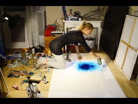 Live painting - Jonna Jinton -