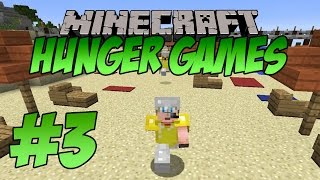 Minecraft Survival Games #3 - THIS IS MY DEATH GUYS!!