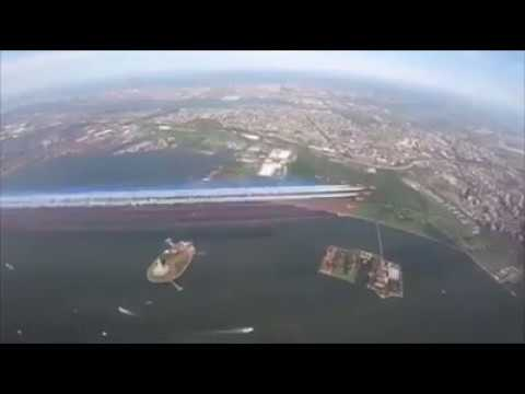 WATCH: Video Shows Red Arrow Jets Flying Over Statue Of Liberty