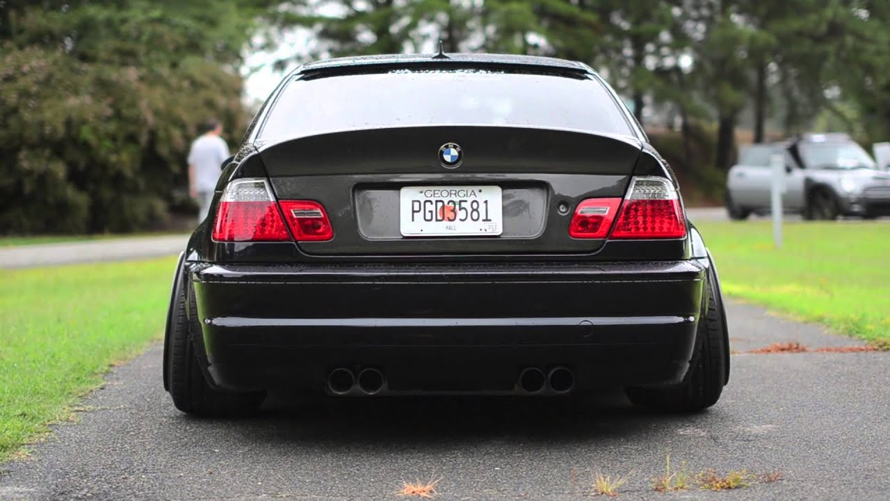 E46 M3 At Southrnfresh 4 Youtube