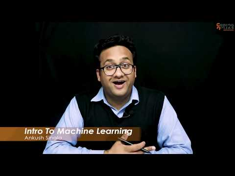 Introduction to Machine Learning!