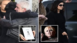 Cranberries bandmates attend Dolores O'Riordan's funeral as family say goodbye - News 247