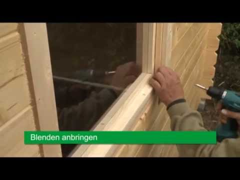 fenster montage von wolff finnhaus leicht gemacht youtube. Black Bedroom Furniture Sets. Home Design Ideas