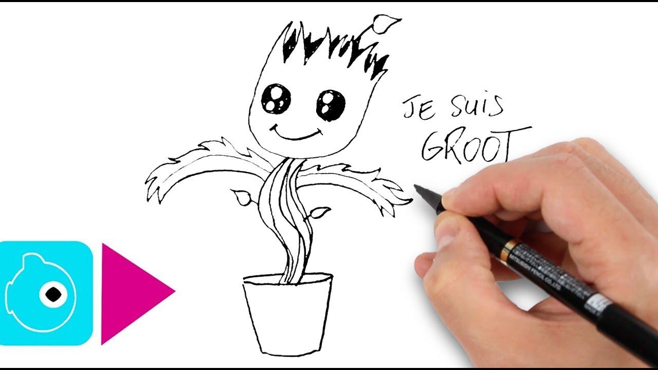 5 dessins faciles faire 4 apprendre dessiner la nature et des personnages facilement - Dessin a dessiner ...