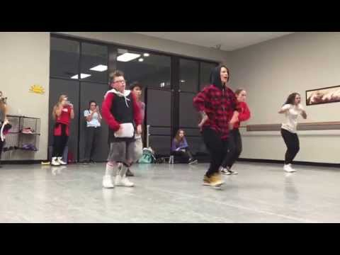 Mother and son dance that will blow your mind!! Kae and Jaz