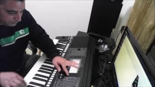 new song from emrah (yarali) by belal nassar (instrument yamaha psr a3000)