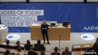 Highlights - Pernille Erenbjerg at Aarhus Symposium 2016