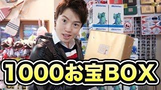 1000円お宝ボックスでやってみた!お宝は出るのか? thumbnail