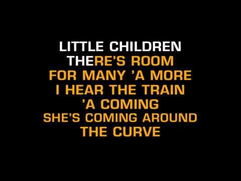Children's Song - Get On Board (Karaoke)