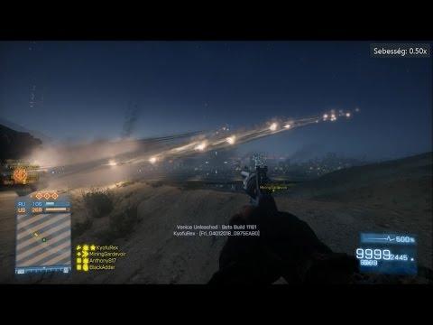 Battlefield 3 - When A Modder Starts A Server