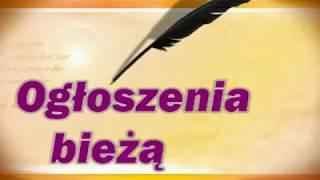 Ks. Natanek - Odpoczynek dla Grzechyni. Ogłoszenia z dnia 18.08.2019 r.