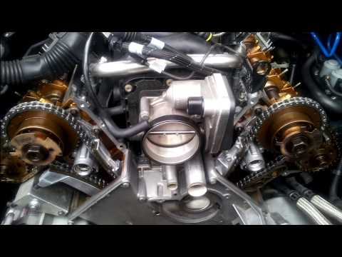 L322 Range Rover M62 timing chain