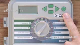 Контроллеры для полива Hunter - настройка(Приветствуем всех подписчиков нашего канала и тех, кто интересуется системами автоматического полива..., 2013-09-03T07:18:05.000Z)