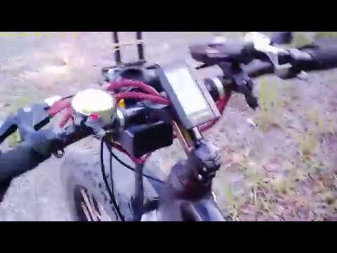 Yukon 750 Volt E-bike Tornado clean up June 6 2019