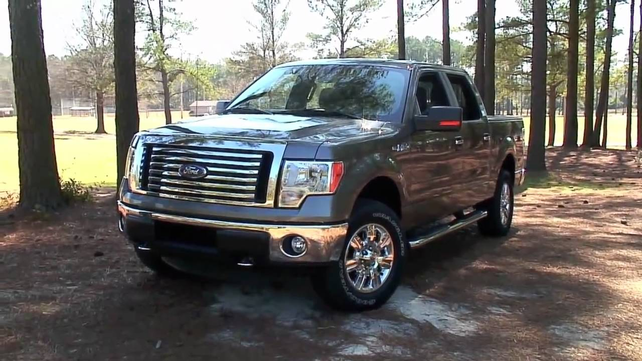 2011 ford f 150 xlt supercrew 4x4 detailed walkaround youtube. Black Bedroom Furniture Sets. Home Design Ideas