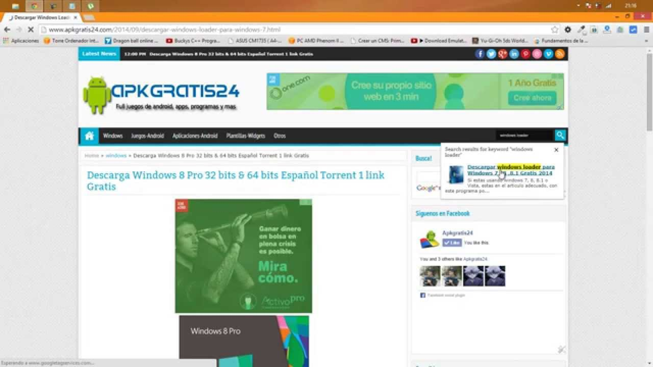 windows 8 iso 64 bits español torrent