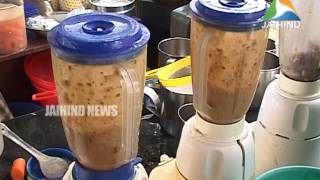 Fresh juice market flourish as Climate turns hot @ Trivandrum, 05.03.2014, Jaihind TV