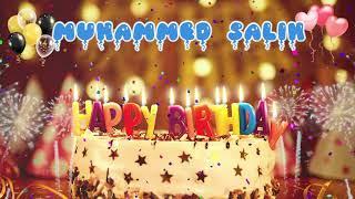Muhammed Salih Birthday Song – Happy Birthday to You