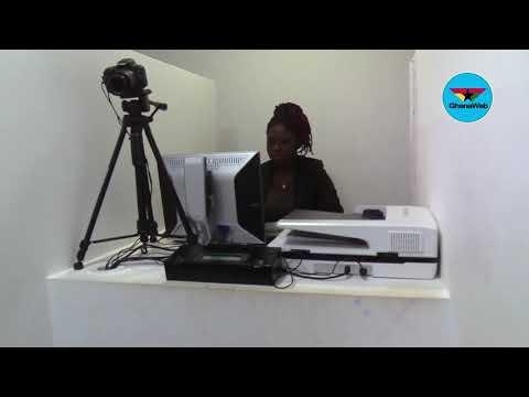 Tema Gets Passport Office