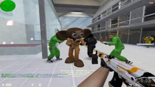 Counter-strike 1.6 JailBreak сервер №17