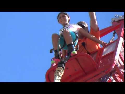 Bungee_Jumping Pima County Fair 2014, Tucson Az