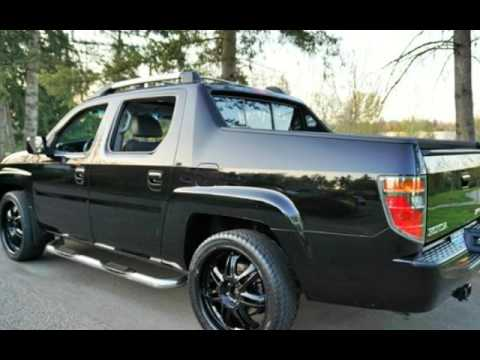 2007 honda ridgeline rtl navigation leather suv truck for sale in milwaukie or youtube. Black Bedroom Furniture Sets. Home Design Ideas
