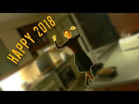 Happy 2018 - KTM in Copenhagen Night