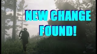 New CHANGE FOUND and Mysterious Secret Trees in Red Dead Redemption 2!