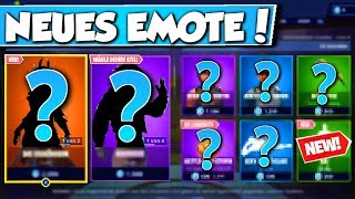 "❌NEW! ""KA"" EMOTE & SCHLAPPOHR SKINS in SHOP 😱 - NEW OBJECT SHOP in FORTNITE is DA!!"