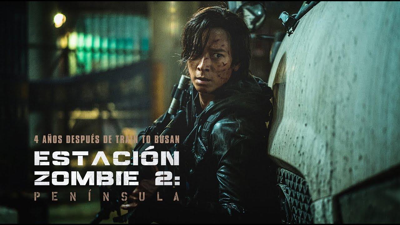 Estación Zombie: Península (Tren a Busan) tráiler