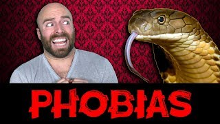 10 Most Common Phobias Explained