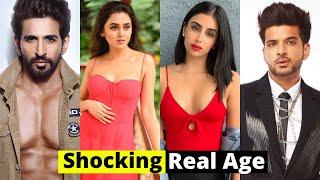 Shocking Real AGE Of Bigg Boss 15 Contestants   Bigg Boss Season 15   Salman Khan, Jay Bhanushali