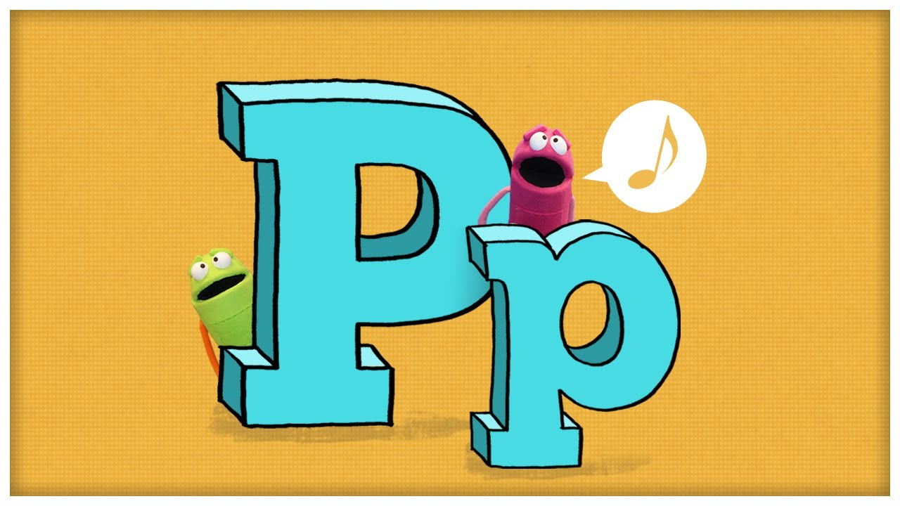 letter p song abc song quot the letter p quot by storybots 23111