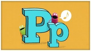 """ABC Song: """"The Letter P"""" by StoryBots 