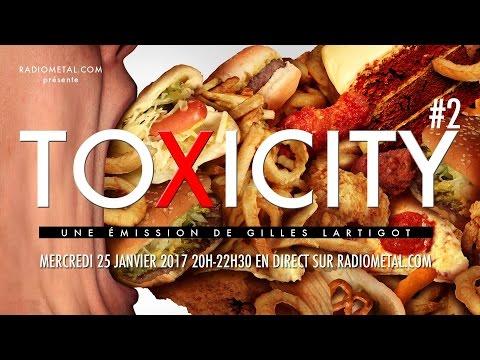 TOXICITY #2 - Gilles LARTIGOT Janvier 2017