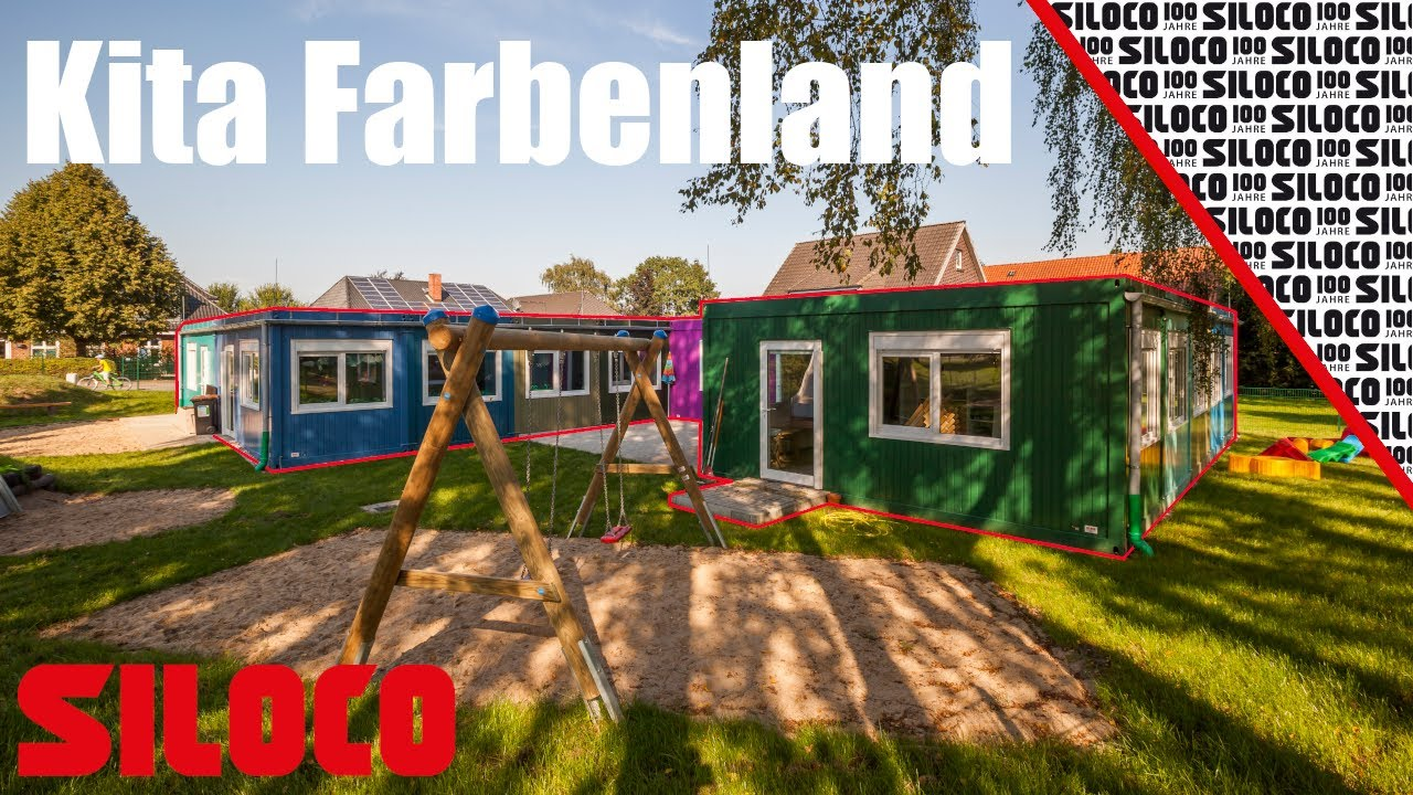Youtube Video: Kita Farbenland