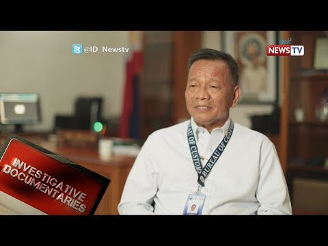 Investigative Documentaries: Mga bagong opisyal ng BOC, mula sa PDEA