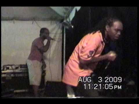 Dominica Triple K, Club DVD,@ Machoucrie August Monday 2009 3 of 4