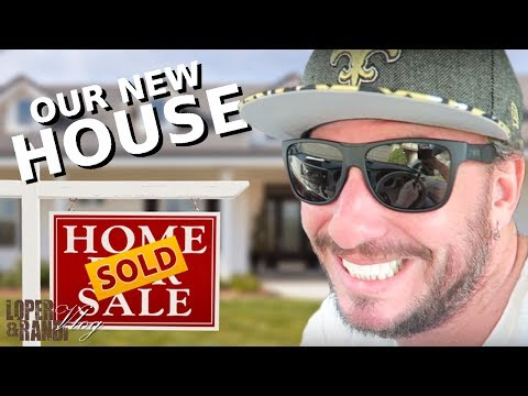 OUR NEW HOUSE!!!! (NEW HOME TOUR)