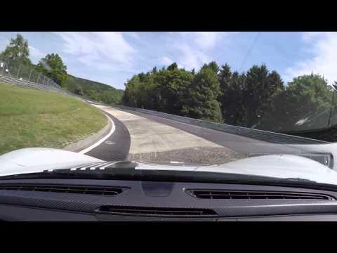 Timo Bernhard 918 Spyder  Nordschleife