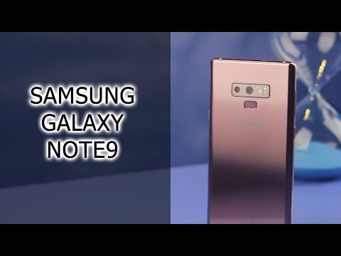 2 месяца с Samsung Galaxy Note9