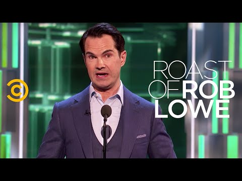 Roast of Rob Lowe - Jimmy Carr - Rob Lowe's Costars