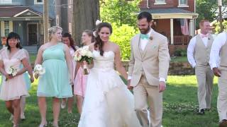 Mr. & Mrs. Heck's Wedding Video Montage (Music by Lord Huron & Grimes)